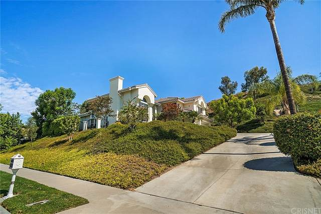 12048 Wood Ranch Road, Granada Hills, CA 91344 (#SR21159342) :: The Marelly Group   Sentry Residential