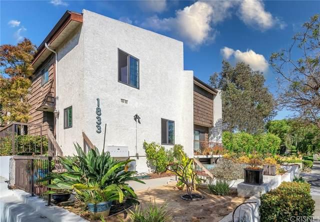 1833 11th Street #103, Santa Monica, CA 90404 (#SR21160746) :: Team Tami