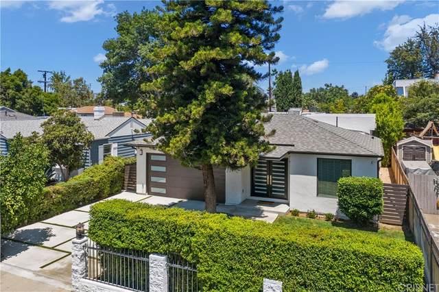 14147 Califa Street, Sherman Oaks, CA 91401 (#SR21160883) :: The Marelly Group | Sentry Residential