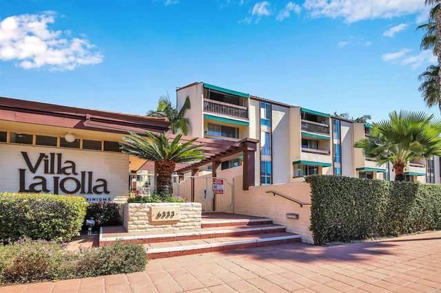6333 La Jolla Blvd #268, La Jolla, CA 92037 (#NDP2108554) :: Cane Real Estate