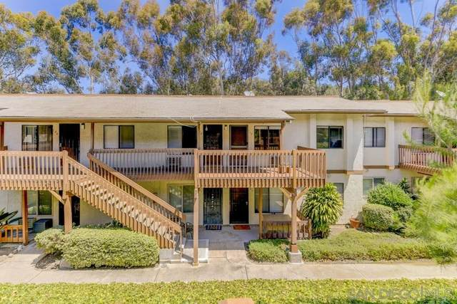 6394 Rancho Mission Road #110, San Diego, CA 92108 (#210020678) :: Doherty Real Estate Group