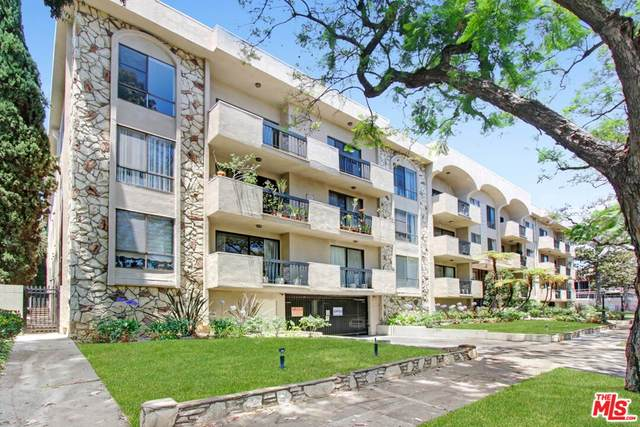 423 N Palm Drive #205, Beverly Hills, CA 90210 (#21763370) :: The Miller Group
