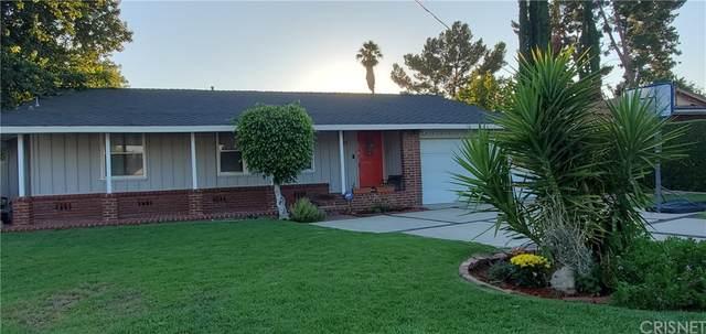 8125 Hatillo Avenue, Winnetka, CA 91306 (#SR21160968) :: Mark Nazzal Real Estate Group
