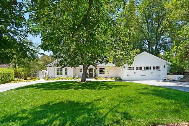 5140 Quakertown Avenue, Woodland Hills, CA 91364 (#SR21148789) :: Steele Canyon Realty