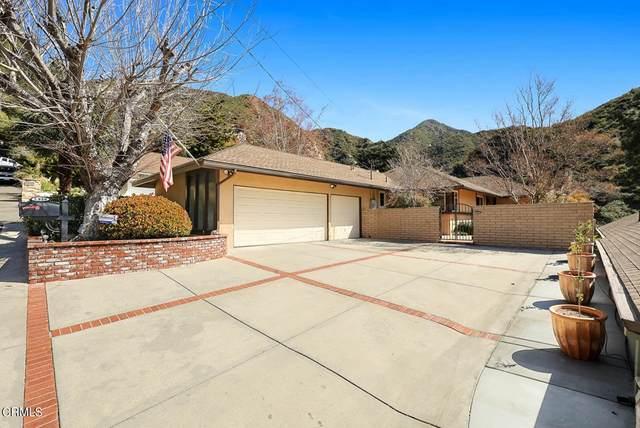 5914 Canyonside Road, La Crescenta, CA 91214 (#P1-5846) :: The Kohler Group
