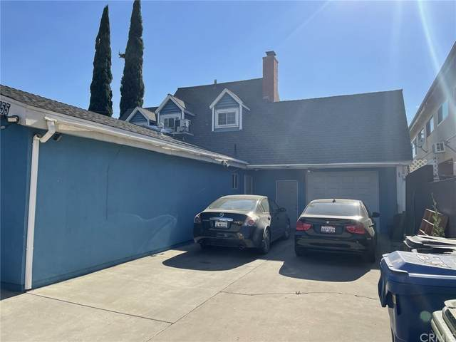 6855 Hinds Avenue, North Hollywood, CA 91605 (MLS #FR21160868) :: CARLILE Realty & Lending