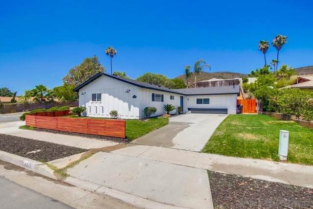 7310 Cowles Mountain, San Diego, CA 92119 (#210020682) :: Jett Real Estate Group