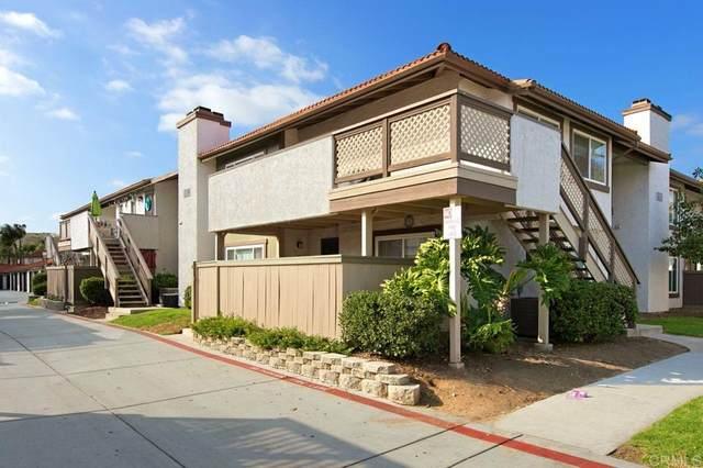 9877 Caspi Gardens Dr Unit 3, Santee, CA 92071 (#NDP2108558) :: Latrice Deluna Homes
