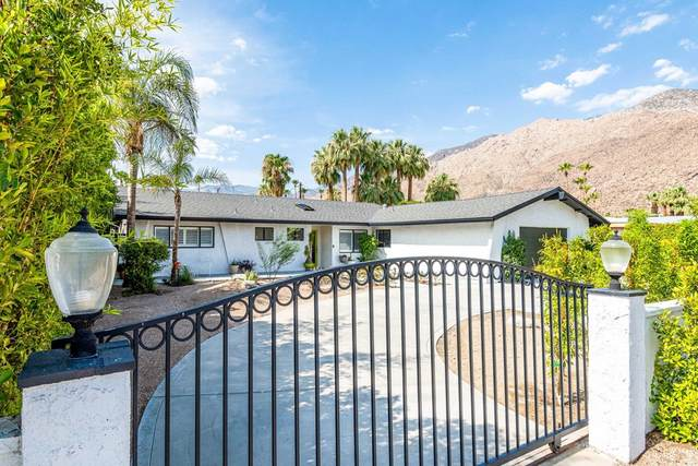 263 E Morongo Road, Palm Springs, CA 92264 (#219065207PS) :: The Marelly Group   Sentry Residential
