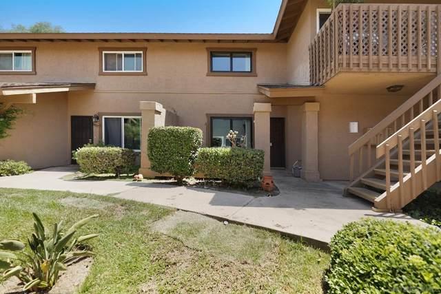 8005 Calle Fanita, Santee, CA 92071 (#210020684) :: Latrice Deluna Homes
