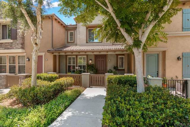 10650 Canyon Grove Trail #18, San Diego, CA 92130 (#NDP2108560) :: Realty ONE Group Empire