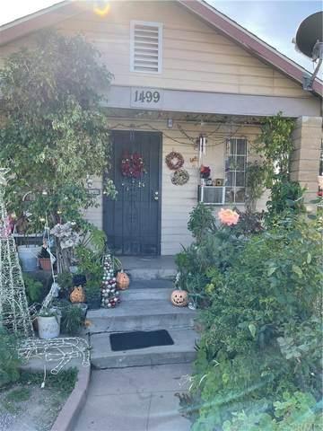 1499 W 5th Street, San Bernardino, CA 92411 (#PW21150988) :: Latrice Deluna Homes