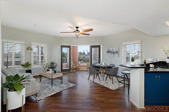 1250 Cleveland Ave #211, San Diego, CA 92103 (#210020690) :: Jett Real Estate Group