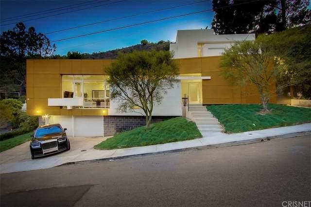 2271 Betty Lane, Beverly Hills, CA 90210 (MLS #SR21160316) :: CARLILE Realty & Lending