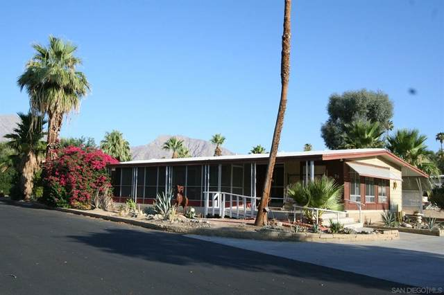 1010 Palm Canyon Dr #35, Borrego Springs, CA 92004 (#210020695) :: Cochren Realty Team | KW the Lakes