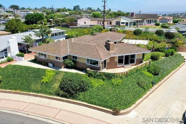 3526 Garrison St., San Diego, CA 92106 (#210020699) :: Latrice Deluna Homes