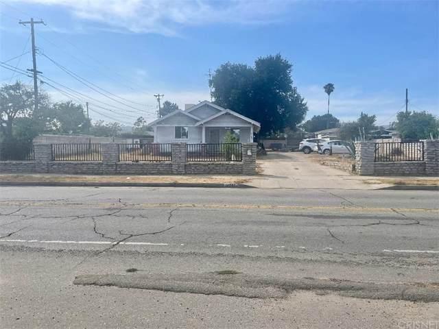 14547 Fox Street, Mission Hills (San Fernando), CA 91345 (#SR21161135) :: Powerhouse Real Estate