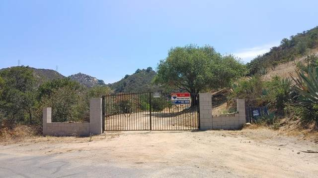 0 Green Valley Rd., Fallbrook, CA 92028 (#NDP2108561) :: Realty ONE Group Empire