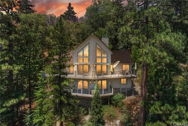 166 Old Toll Road, Lake Arrowhead, CA 92352 (#EV21161160) :: Robyn Icenhower & Associates