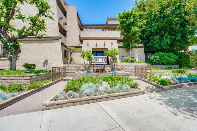 2501 W Redondo Beach Boulevard #211, Gardena, CA 90249 (#SB21161088) :: Eight Luxe Homes