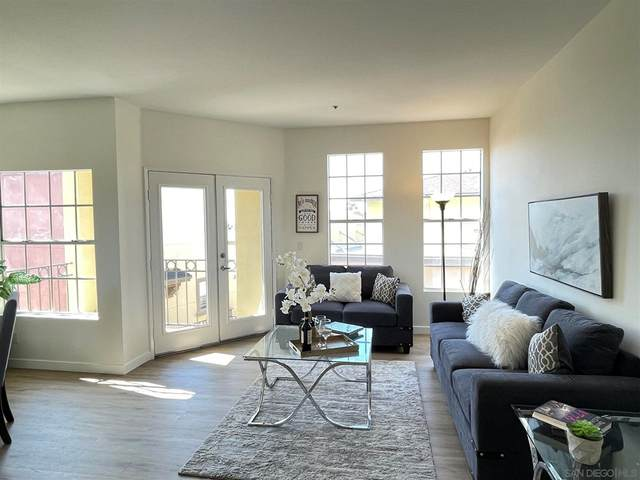 1250 Cleveland Ave #314, San Diego, CA 92103 (#210020703) :: Eight Luxe Homes