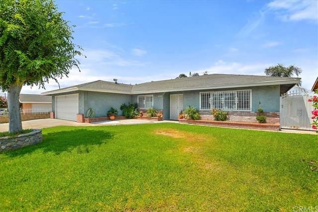 9956 Cypress Avenue, Fontana, CA 92335 (#CV21160357) :: The Miller Group