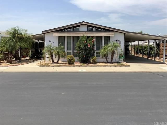 1417 Village Street, Redlands, CA 92374 (#CV21161175) :: Eight Luxe Homes