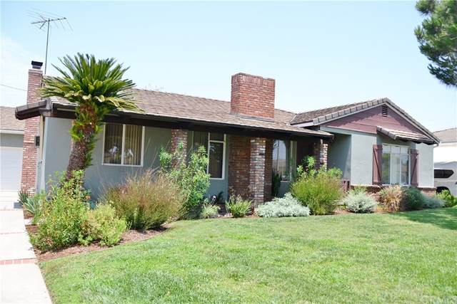 1021 W Swanee Lane, West Covina, CA 91790 (#CV21161057) :: The Marelly Group | Sentry Residential