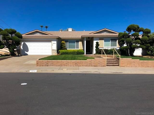 3337 Mount Aachen Ave., San Diego, CA 92111 (#210020708) :: Jett Real Estate Group