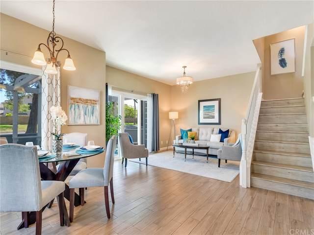 43 Remington, Irvine, CA 92620 (#TR21160705) :: The Laffins Real Estate Team