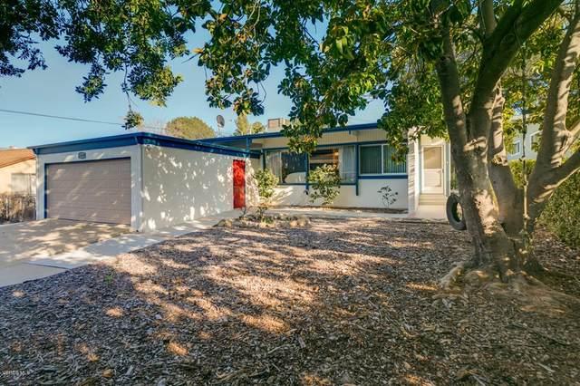 1450 Cruzero Street, Ojai, CA 93023 (#V1-7304) :: The Marelly Group   Sentry Residential