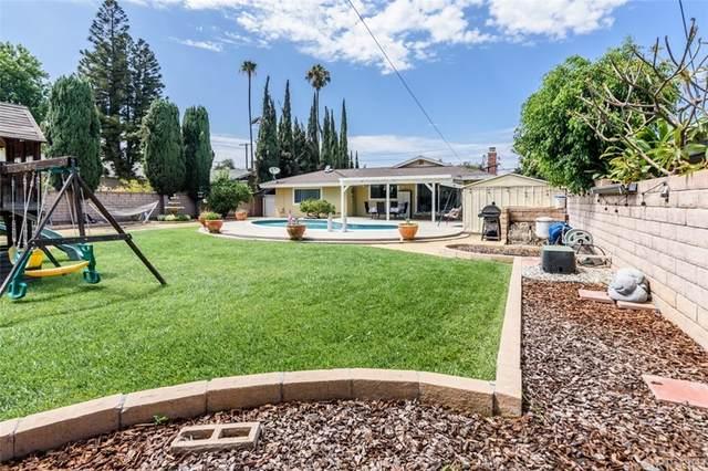 16052 Nordhoff Street, North Hills, CA 91343 (#SR21157886) :: Jett Real Estate Group