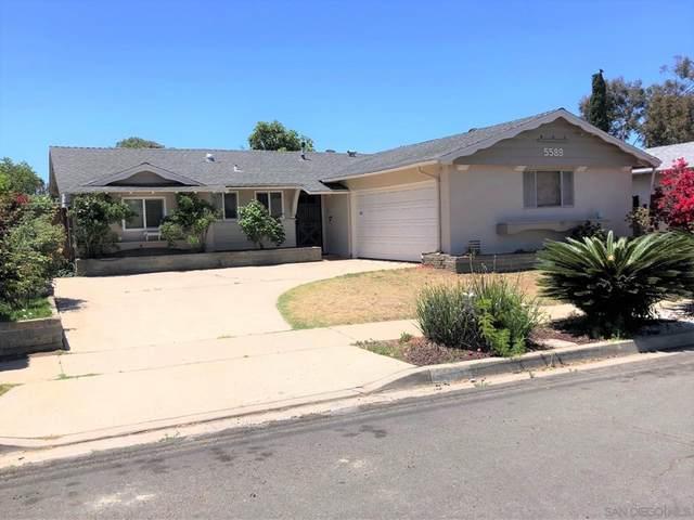 5589 Mount Acara Dr., San Diego, CA 92111 (#210020714) :: Jett Real Estate Group