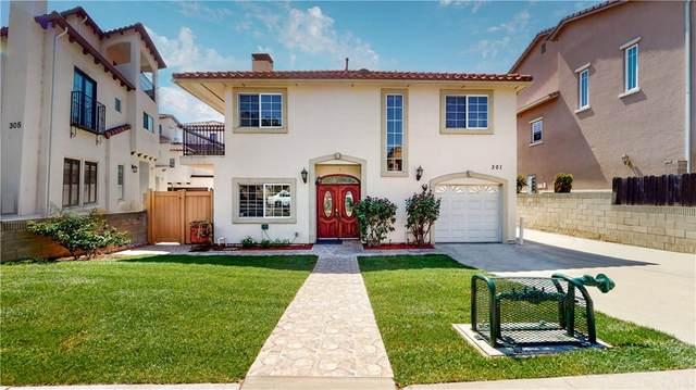 301 S Arroyo Drive #5, San Gabriel, CA 91776 (#CV21135526) :: Robyn Icenhower & Associates