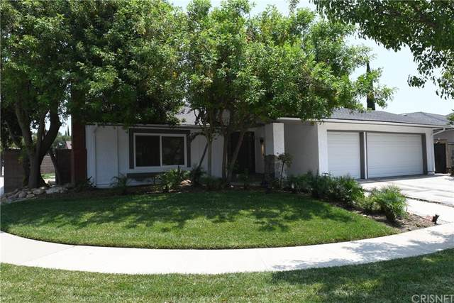 1892 Geoffrey Avenue, Simi Valley, CA 93063 (#SR21155836) :: The Marelly Group | Sentry Residential