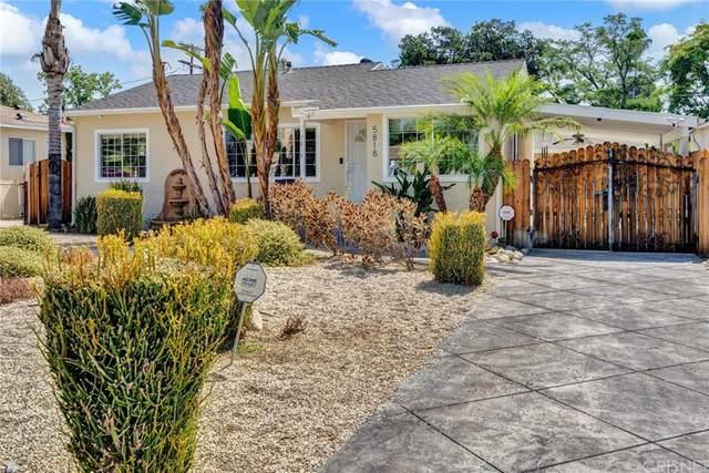 5818 Cedros Avenue, Sherman Oaks, CA 91411 (MLS #SR21148172) :: CARLILE Realty & Lending