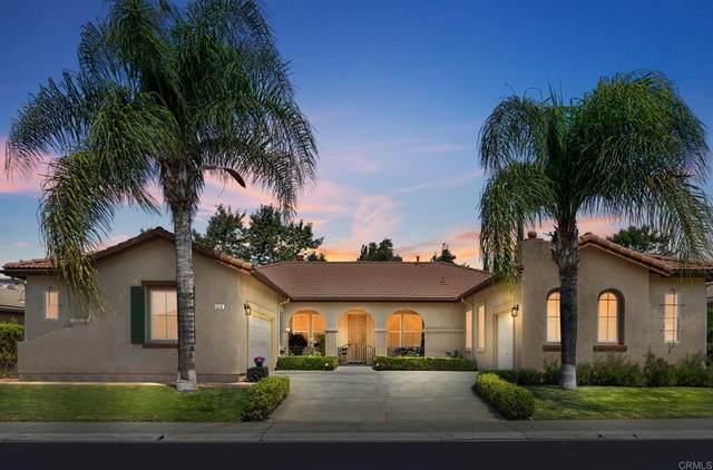 328 Melbourne Glen, Escondido, CA 92026 (#NDP2108570) :: Mark Nazzal Real Estate Group