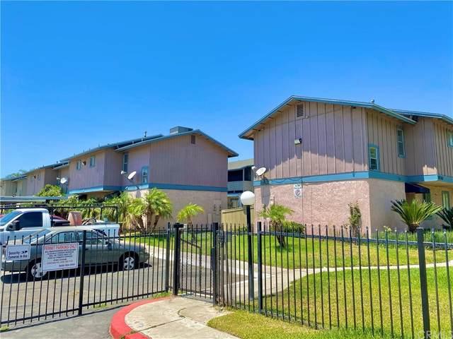 9240 Date Street 8C, Fontana, CA 92335 (#CV21161205) :: The Miller Group