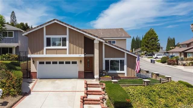 1270 Rain Tree Drive, La Habra, CA 90631 (#PW21161034) :: Robyn Icenhower & Associates