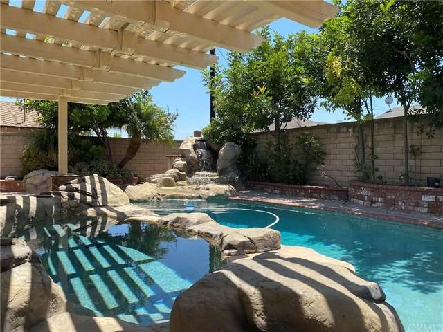 16308 Landmark Drive, Whittier, CA 90604 (#SW21161230) :: Latrice Deluna Homes