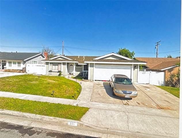 840 Tropicana Way, La Habra, CA 90631 (#TR21161201) :: Jett Real Estate Group