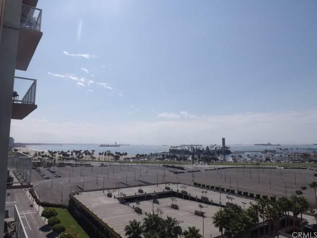 388 E Ocean Boulevard #902, Long Beach, CA 90802 (#PW21157903) :: Team Tami