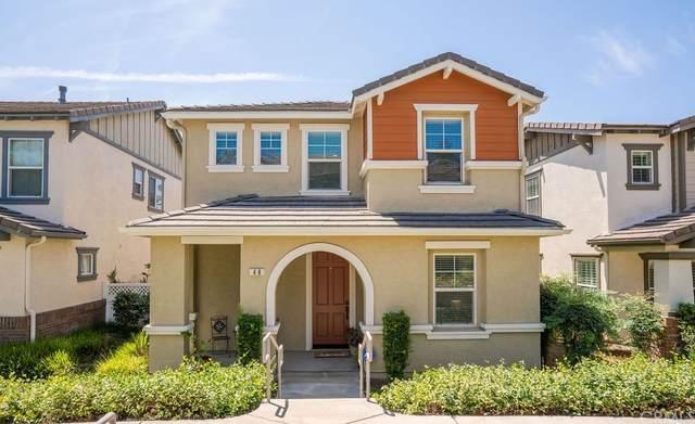 11090 Mountain View Drive #48, Rancho Cucamonga, CA 91730 (MLS #CV21160480) :: CARLILE Realty & Lending
