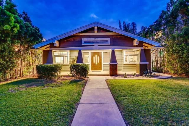 3312 30th Street, San Diego, CA 92104 (#210020725) :: Mark Nazzal Real Estate Group