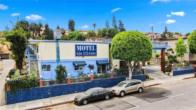 340 S Garfield Avenue, Monterey Park, CA 91754 (#AR21161161) :: Jett Real Estate Group