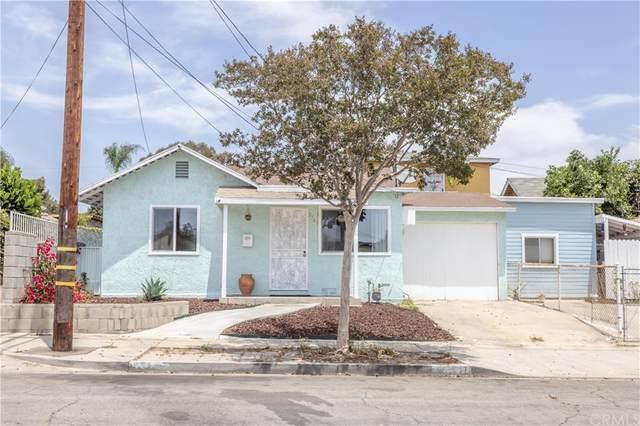 3747 E 5th Street, East Los Angeles, CA 90063 (#SW21160733) :: Zutila, Inc.