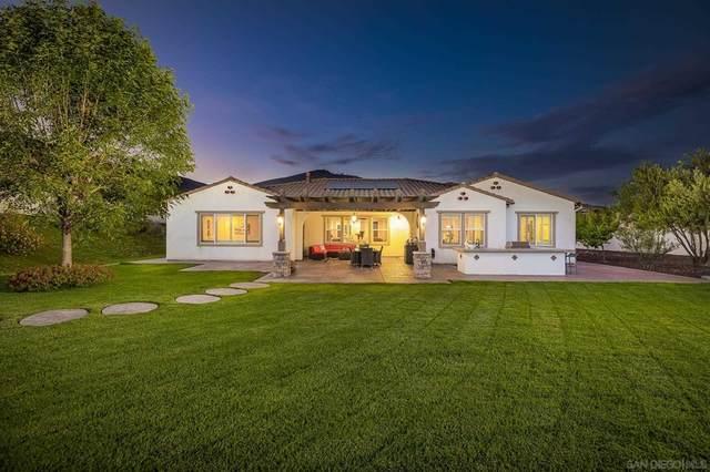 3218 Via Ponte Tresa, Chula Vista, CA 91914 (#210020728) :: Jett Real Estate Group