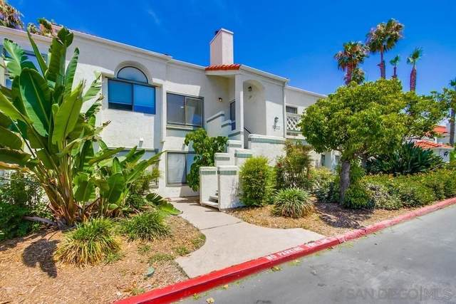 9322 Twin Trails Dr #205, San Diego, CA 92129 (#210020731) :: Cane Real Estate