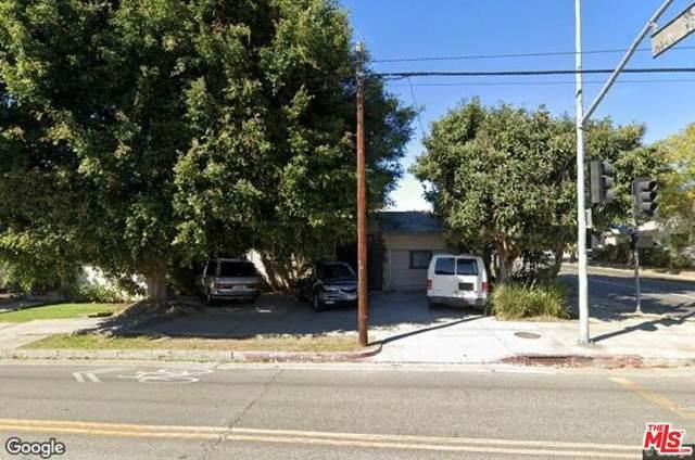 11601 Ohio Avenue, Los Angeles (City), CA 90025 (#21764286) :: The Kohler Group