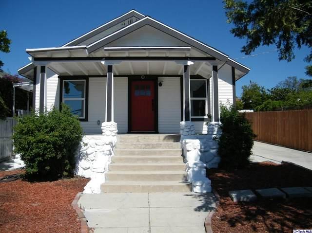 10600 Mountair Avenue, Tujunga, CA 91042 (#320007001) :: Latrice Deluna Homes